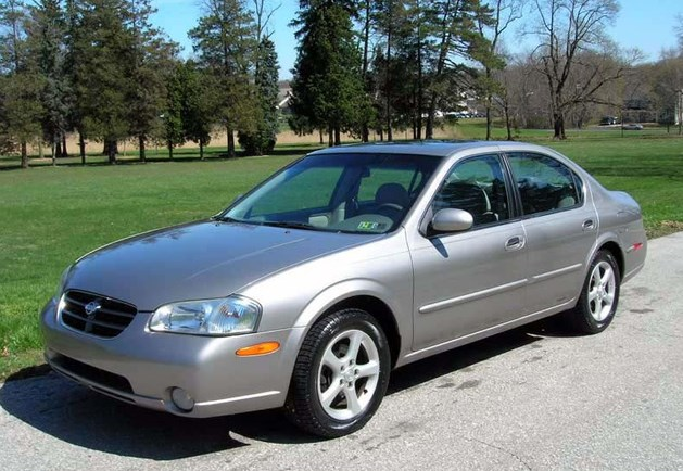 2000 Nissan Maxima Owners Manual