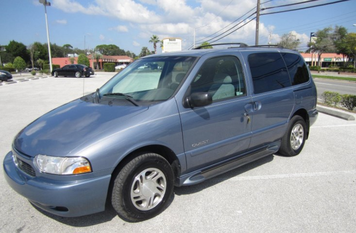 2000 Nissan Quest Owners Manual