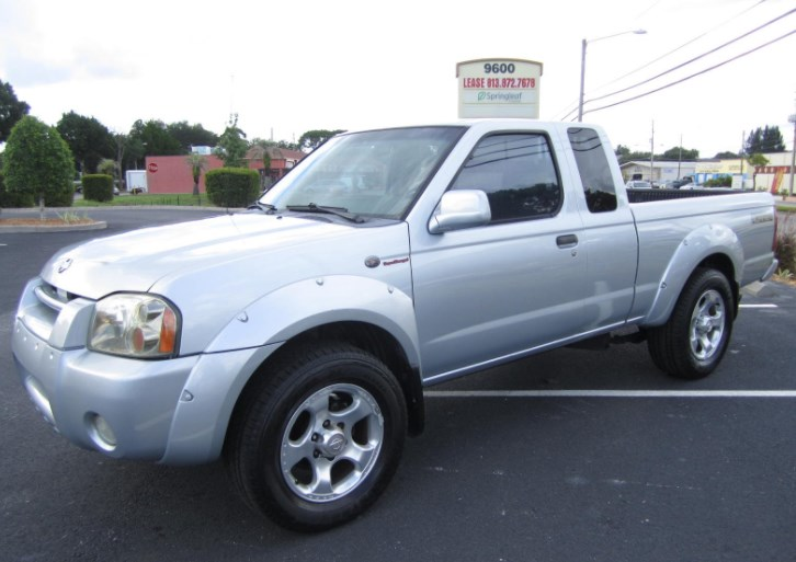 2001 Nissan Frontier Owners Manual
