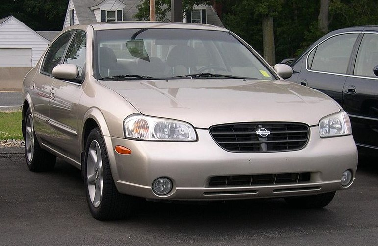 2001 Nissan Maxima Owners Manual