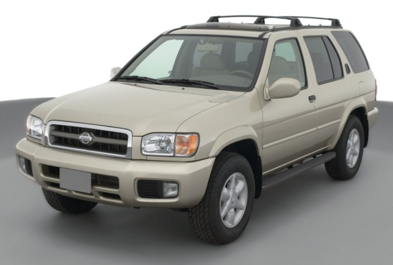 2001 Nissan Pathfinder Owners Manual