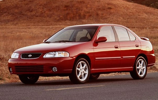 2001 Nissan Sentra Owners Manual