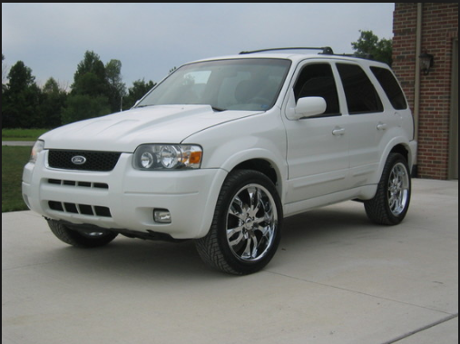 2002 Ford Escape Owners Manual