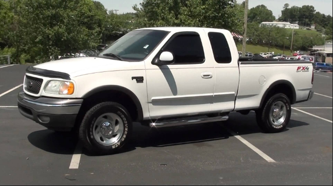 2002 Ford F-150 Owners Manual