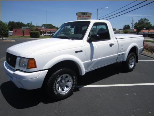 2002 Ford Ranger Owners Manual