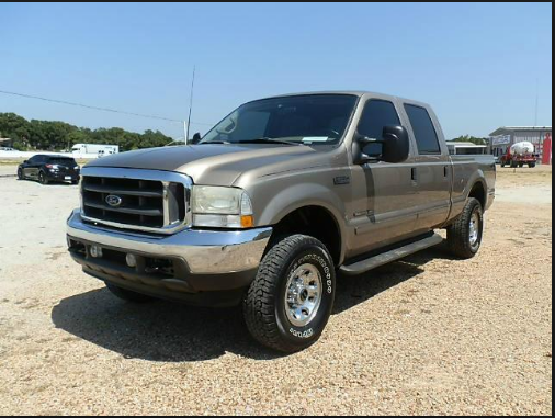 2002 Ford Super Duty Owners Manual