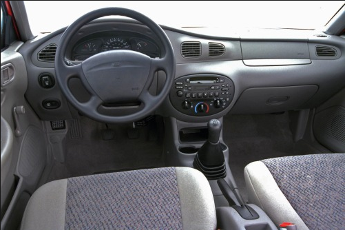 2002 Ford ZX2 Interior and Redesign