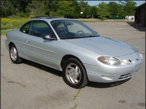 2002 Ford ZX2 Owners Manual