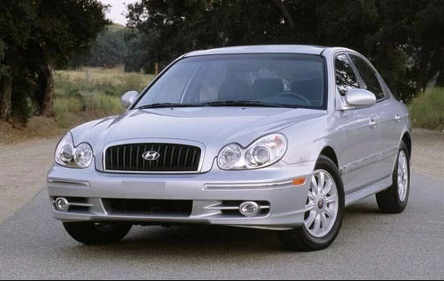 2002 Hyundai Sonata Owners Manual