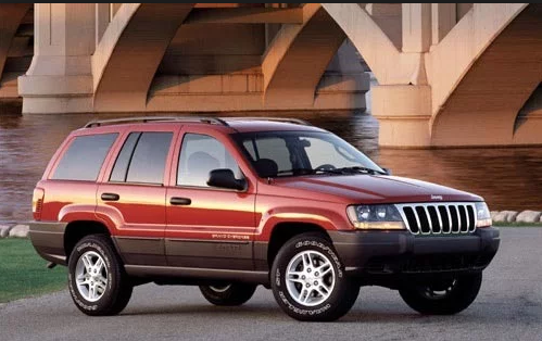 2002 Jeep Cherokee Owners Manual