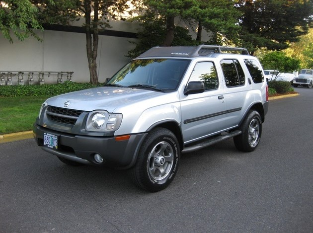 2002 Nissan Xterra Owners Manual
