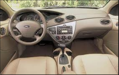 2003 Ford Focus Interior and Redesign