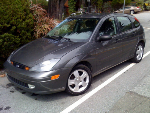 2003 Ford Focus Owners Manual
