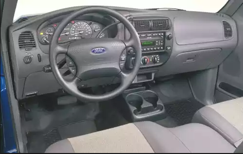 2003 Ford Ranger Interior and Redesign