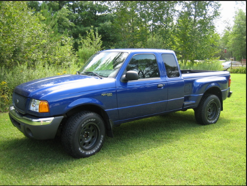 2003 Ford Ranger Owners Manual