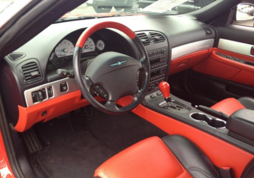 2003 Ford Thunderbird Interior and Redesign
