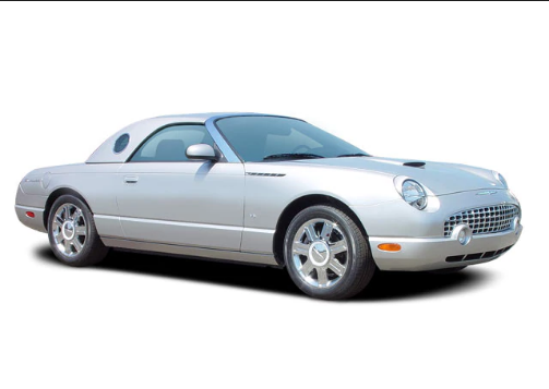 2003 Ford Thunderbird Owners Manual