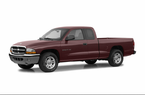 2004 Dodge Dakota Owners Manual