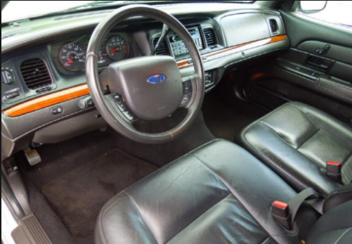 2004 Ford Crown Victoria Interior and Redesign
