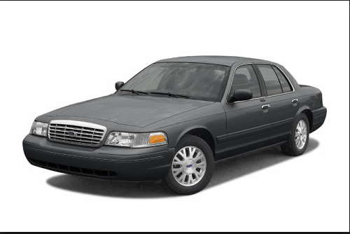 2004 Ford Crown Victoria Owners Manual