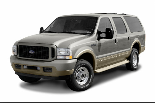2004 Ford Excursion Owners Manual