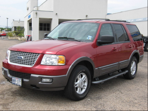 2004 Ford Expedition Owners Manual