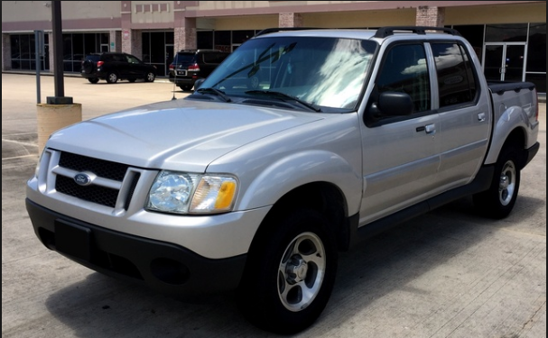 2004 Ford Explorer Sport Trac Owners Manual