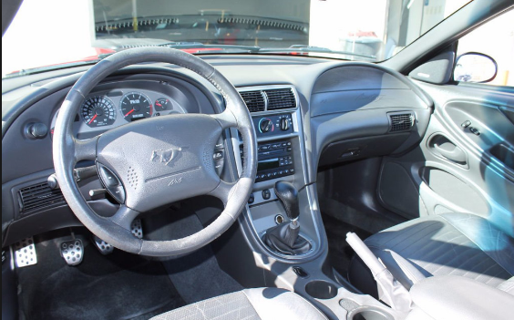2004 Ford Mustang Interior and Redesign