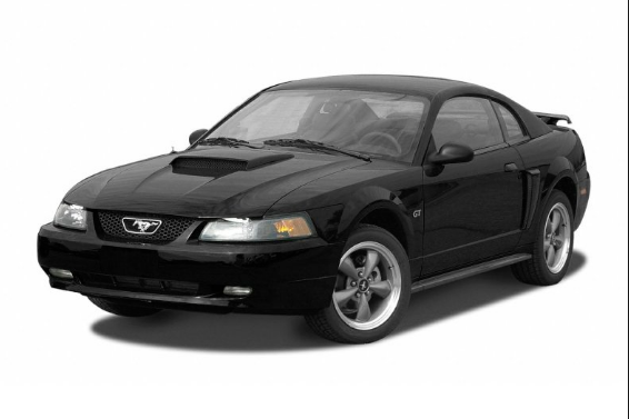 2004 Ford Mustang Owners Manual