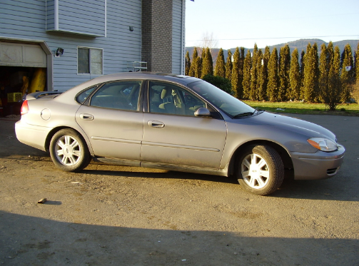 2004 Ford Taurus Owners Manual
