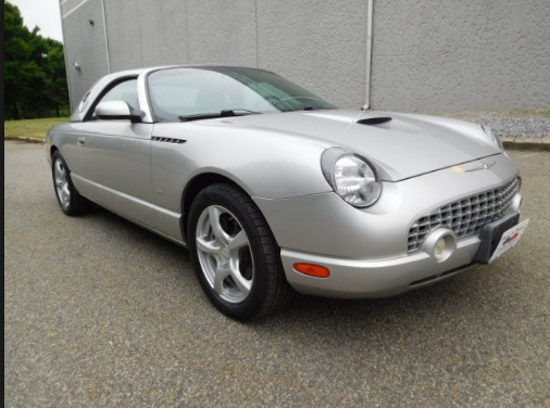 2004 Ford Thunderbird Owners Manual