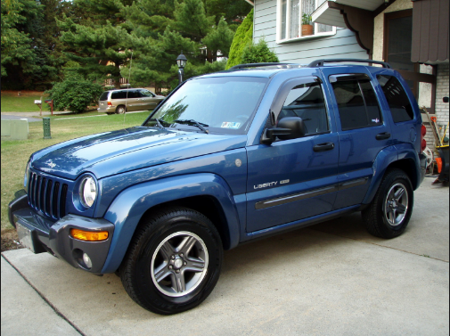 2004 Jeep Cherokee Owners Manual