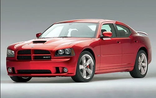 2005 Dodge Charger Owners Manual