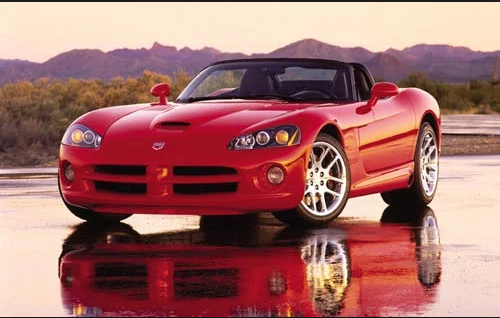 2005 Dodge Viper Owners Manual