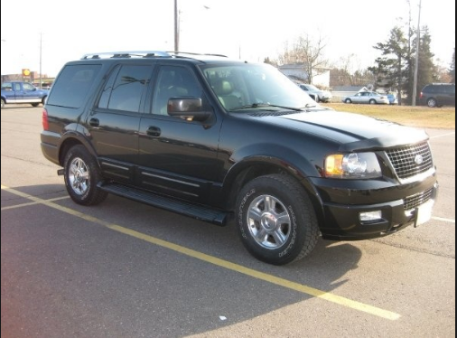 2005 Ford Expedition Owners Manual