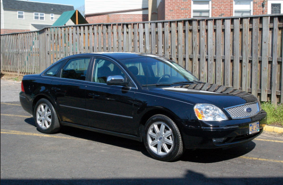 2005 Ford Five Hundred Owners Manual