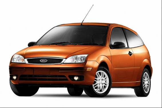2005 Ford Focus Owners Manual