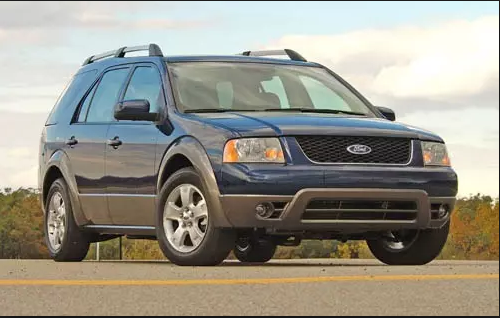 2005 Ford Freestyle Owners Manual