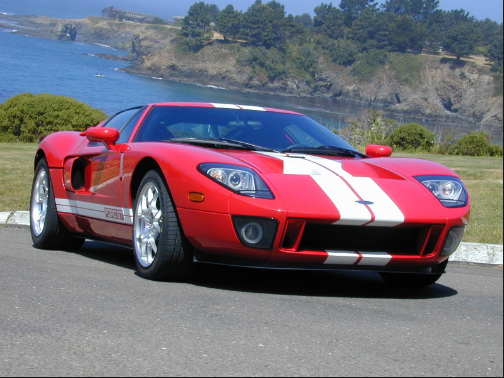 2005 Ford GT Owners Manual