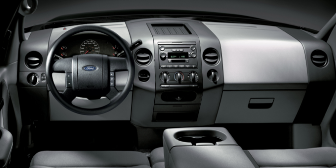 2006 Ford F-150 Interior and Redesign