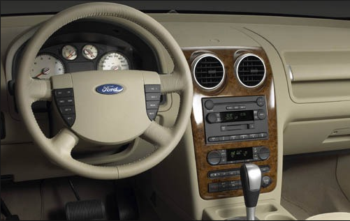 2006 Ford Freestyle Interior and Redesign