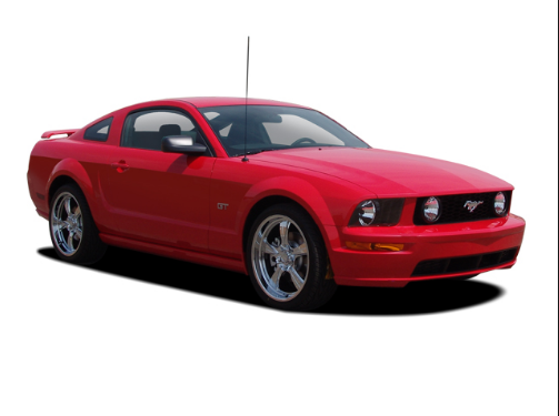 2006 Ford Mustang Owners Manual