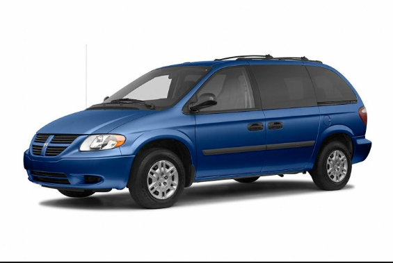 2007 Dodge Caravan Owners Manual