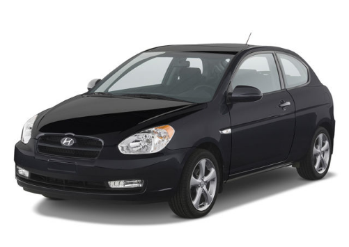 2009 Hyundai Accent Owners Manual