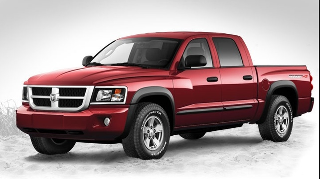 2010 Dodge Dakota Owners Manual