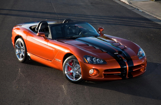 2010 Dodge Viper Owners Manual