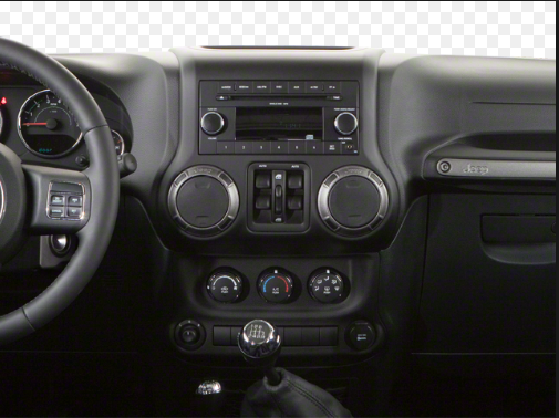 2010 Jeep Wrangler Unlimited Interior and Redesign