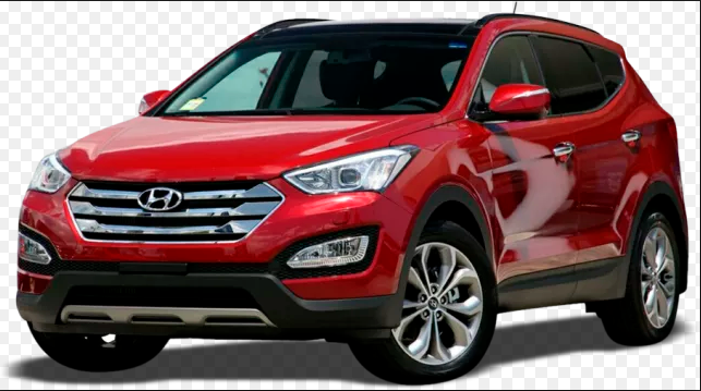 2012 Hyundai Santa Fe Owners Manual