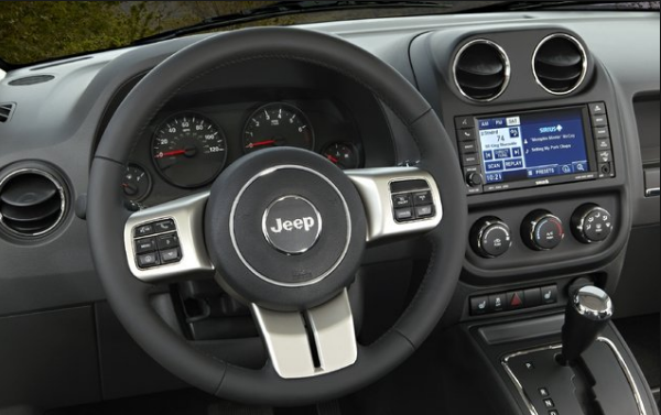 2012 Jeep Patriot Interior and Redesign
