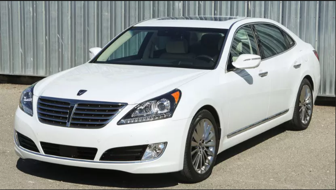 2014 Hyundai Equus Owners Manual